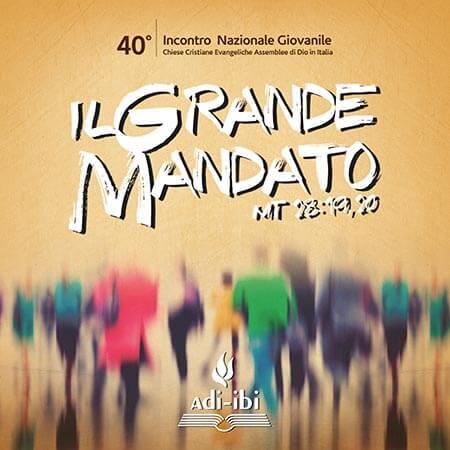 40° Incontro Nazionale Giovanile ADI-IBI